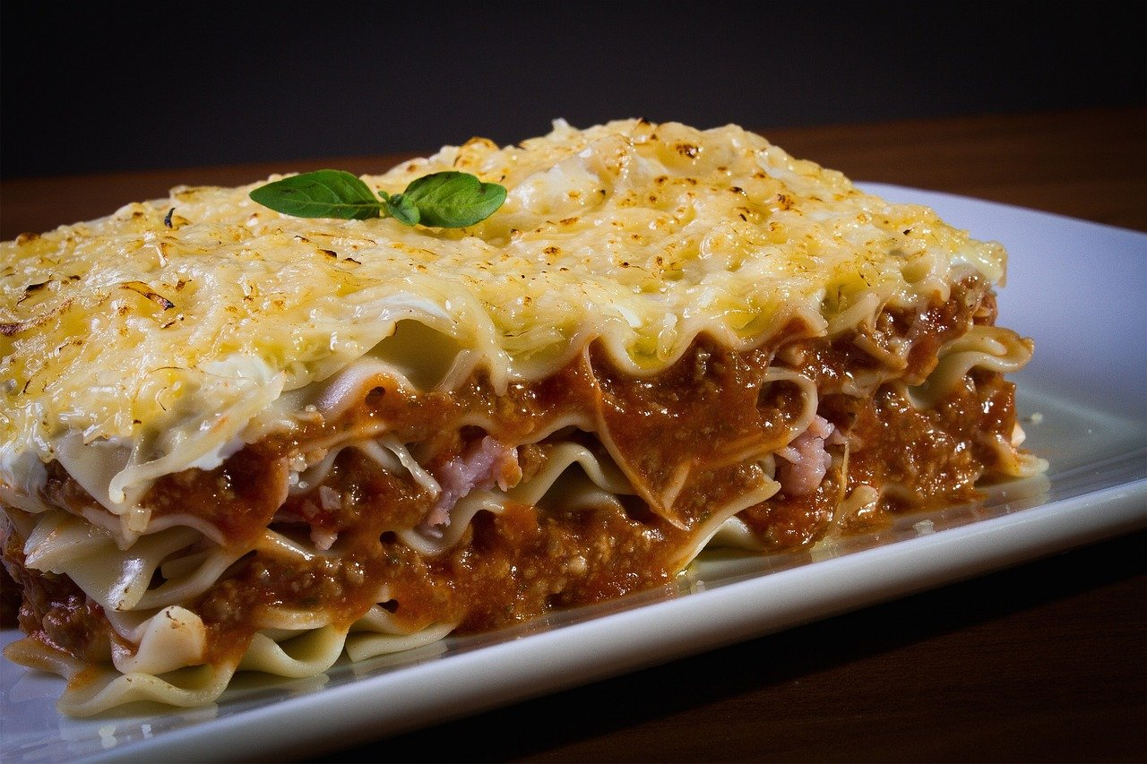 Al Forno (mit Käse überbacken)